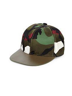 Chapeau De Camouflage Valentino 4KdWjh