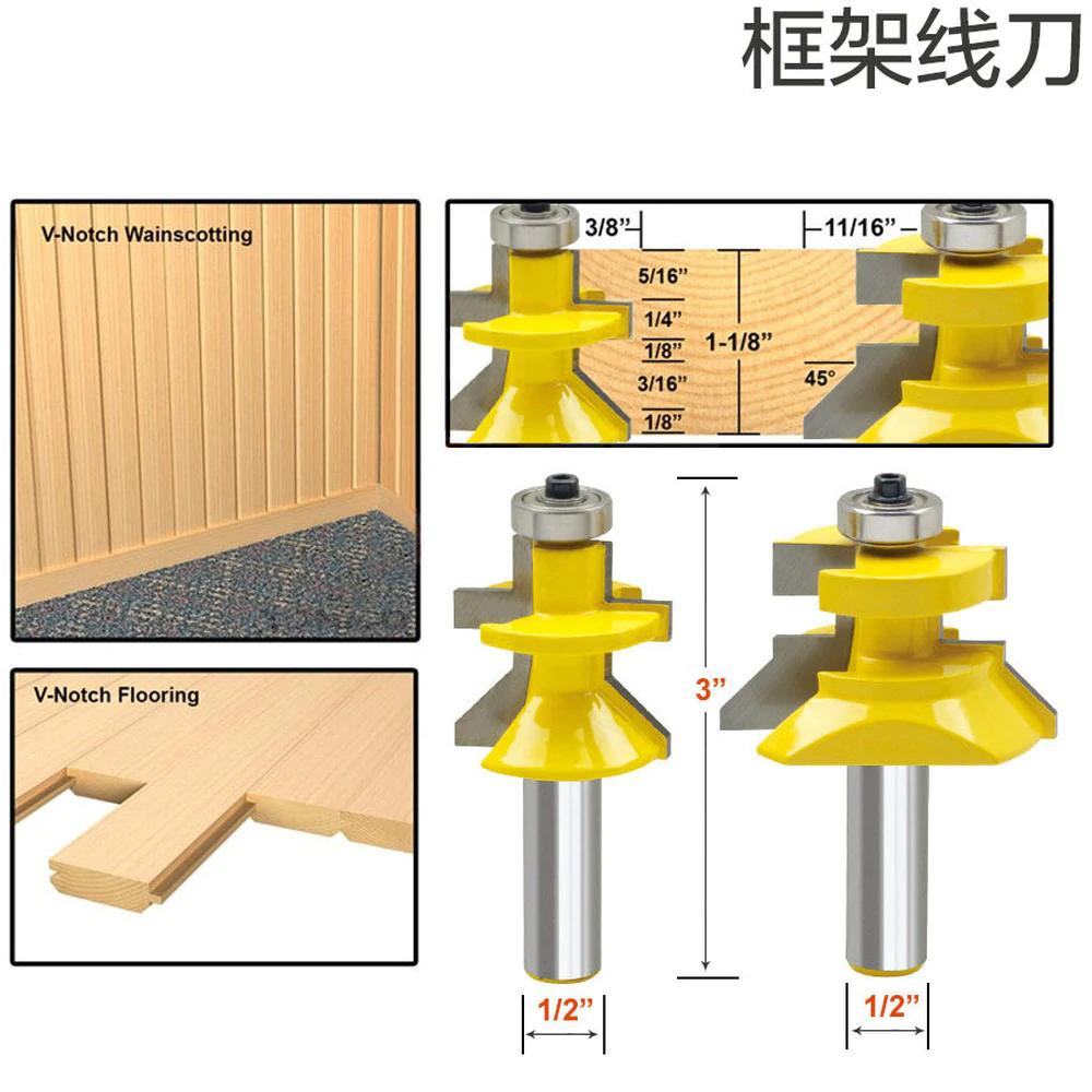 Pin On Wood Boring Machinery