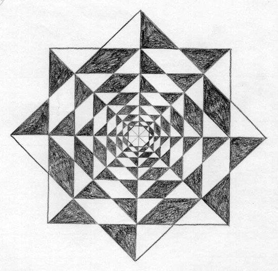 Dibujo Dibujo Geometrico Figuras Geometricas Arte Dibujo Geometrico Abstracto Geometrico