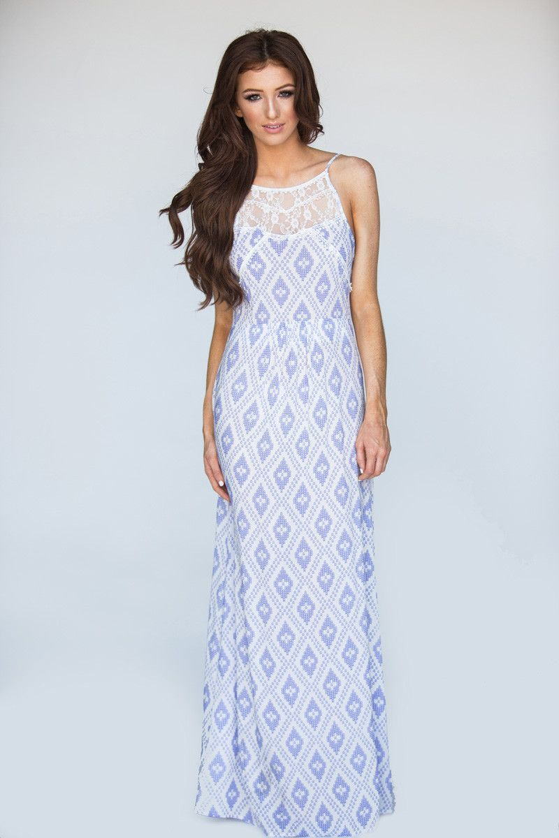 Maxi Dresses, Long Dresses – Morning Lavender | Dresses | Pinterest ...