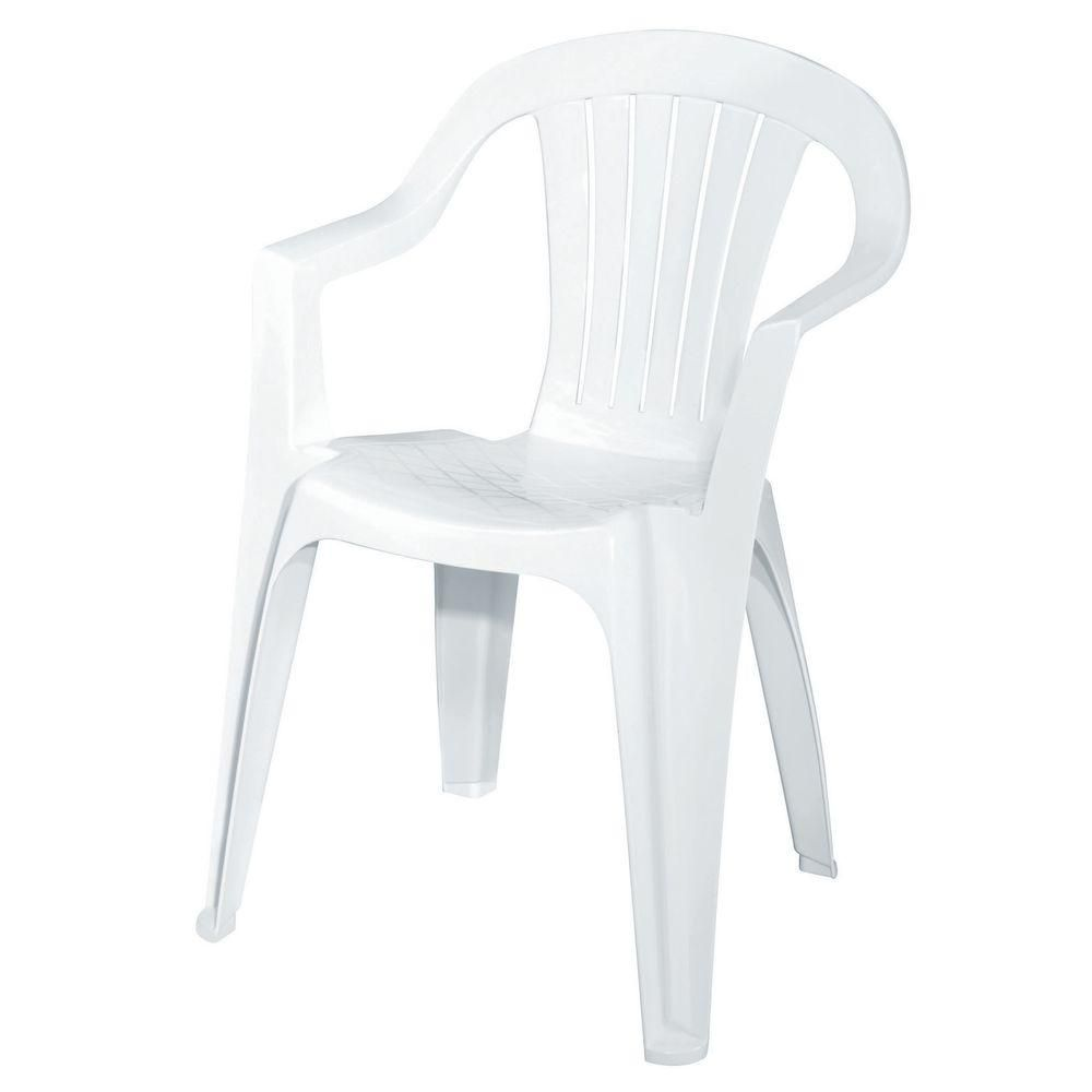 White Chairs Storiestrending Com In 2020 Resin Patio Chairs Plastic Patio Chairs Plastic Patio Furniture