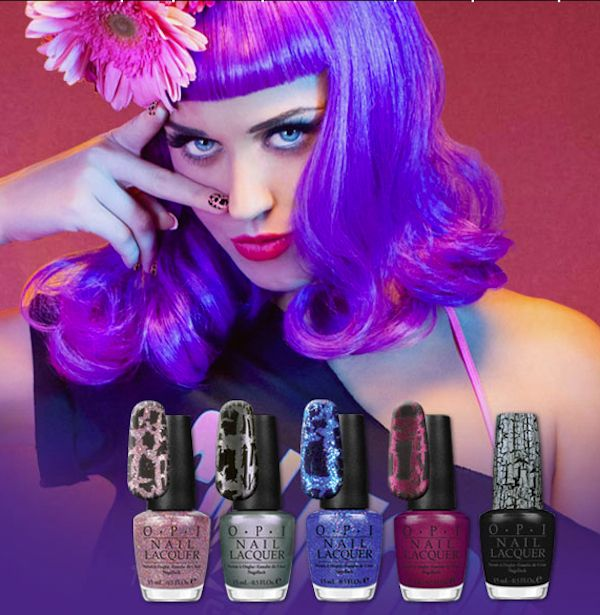 OPI Shatter with Katy Perry Collection | Hair and Beauty | Pinterest ...