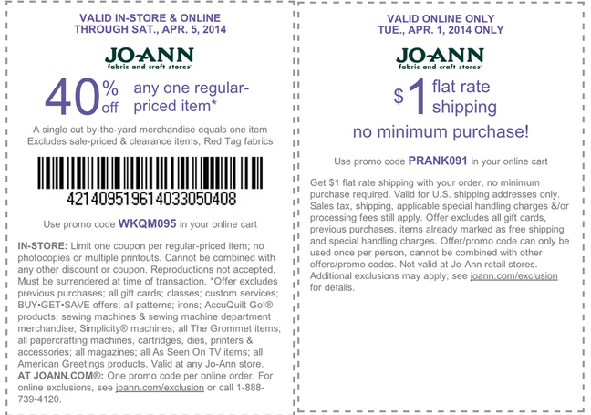 36++ Joann fabrics and crafts coupons ideas in 2021