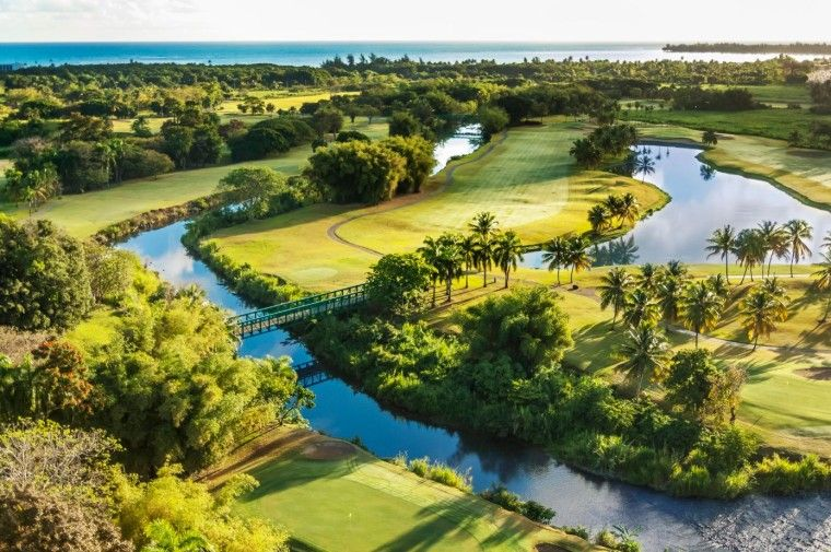 Troon's new assignment from Rio Mar Country Club comes when the Puerto Rican economy is not in the best shape.
