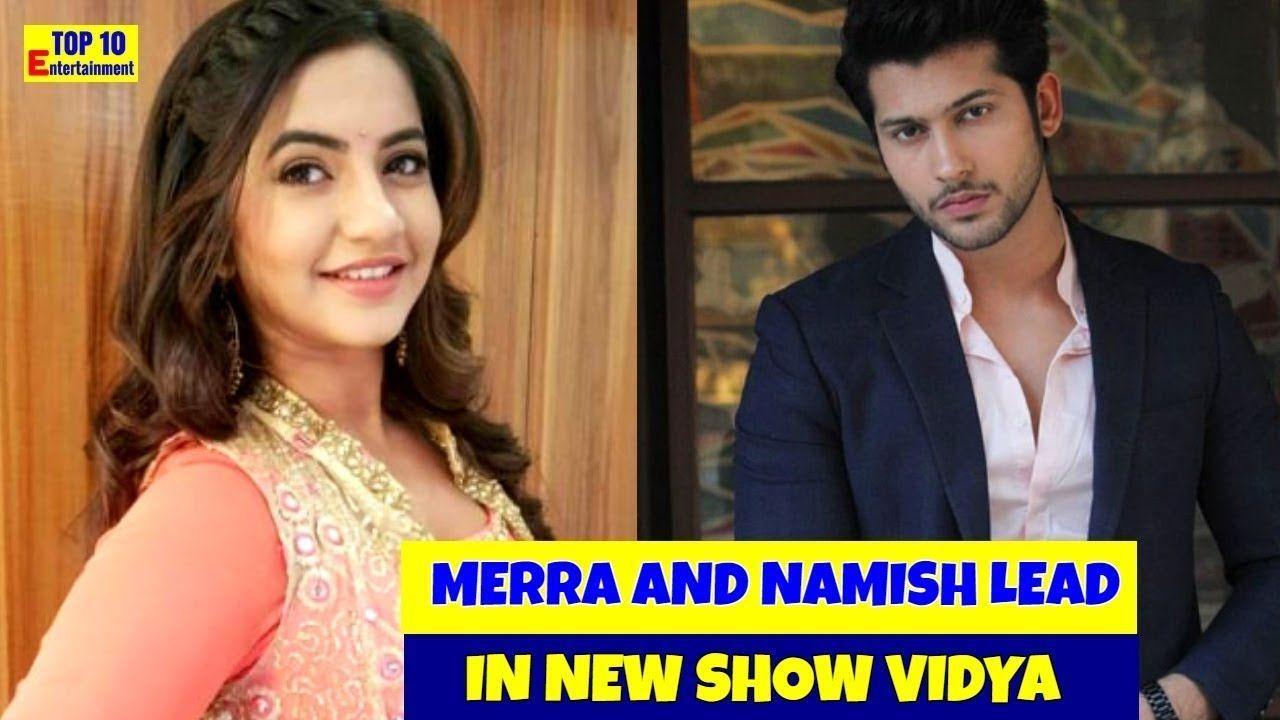 Meera Deosthale aka 'Chakor'Namish Taneja bags LEAD ROLE in