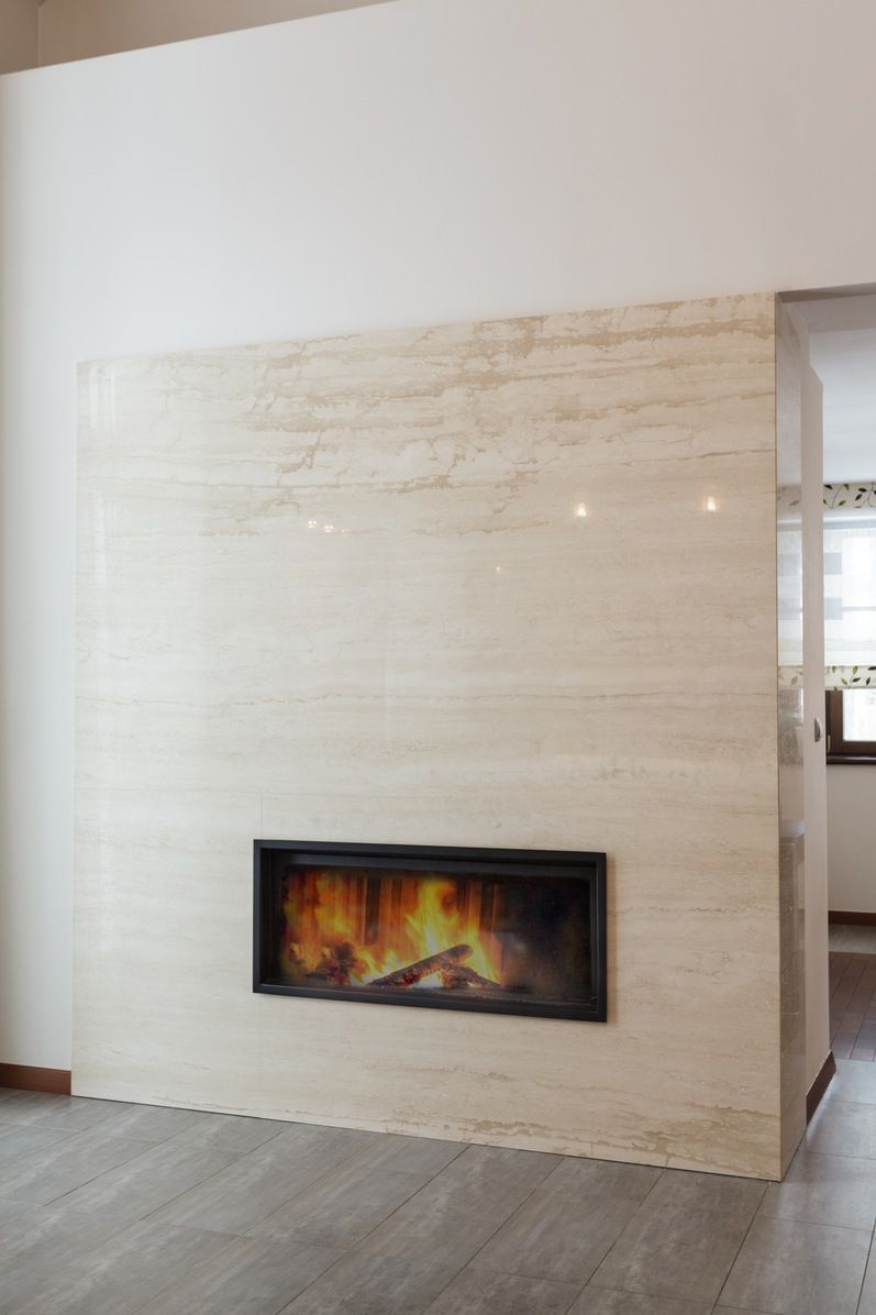 Interior Stone Wall Fireplace Tuscan Designs Loversiq Modern Fireplace Tiled Fireplace Wall Fireplace Wall