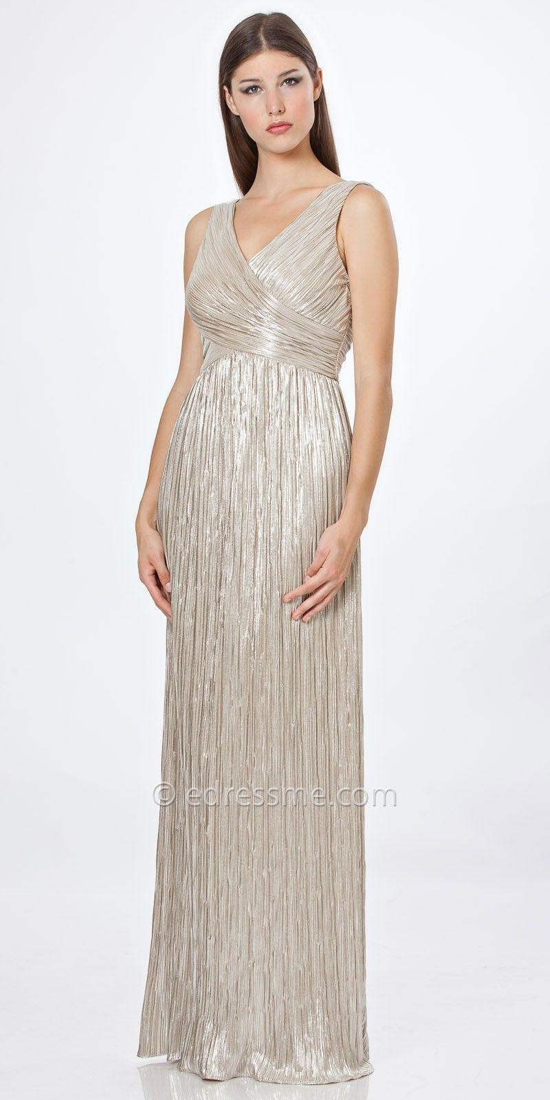 JS Boutique Metallic Knit Dress