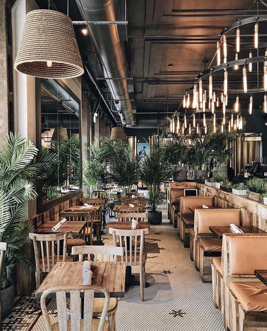 Restaurant & Bar Design Guide (@designrestaurants) • Instagram