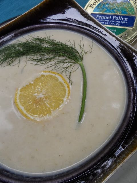 Dinner Plan-it: Chilled Fennel Leek Soup With Lemon