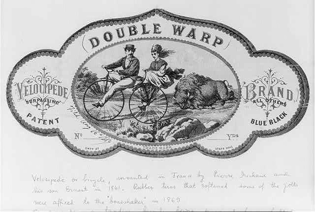 Double-warp Velocipede Brand