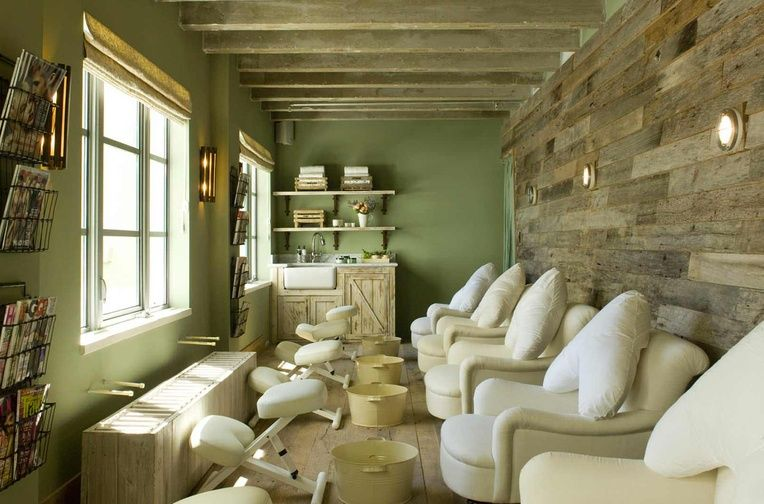 Cowshed spa. Vintage-luxe hot spot. Soho Beach House, Miami Beach ...