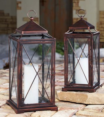 Bayview Outdoor Candle Lanterns Great For Mood Lighting Outdoor Candle Lanterns Outdoor Candles Metal Candle Lanterns