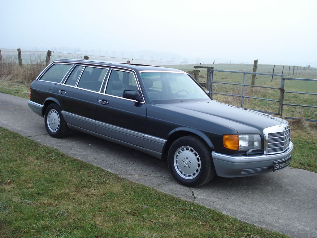 Mercedes benz 560 sel t mercedes pinterest mercedes for Mercedes benz station wagon