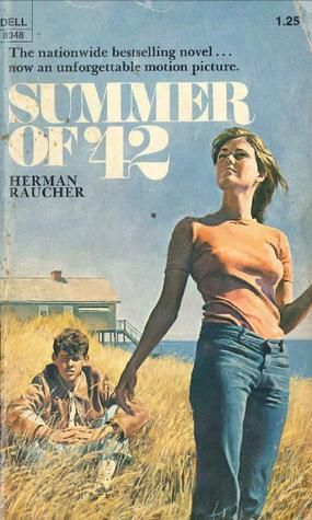 Summer Of 42 Is A 1971 American Coming Of Age Comedy Drama Film Based On The Memoirs Of Screenwriter Herman Raucher It Tells Books 42 Movie Old Film Posters