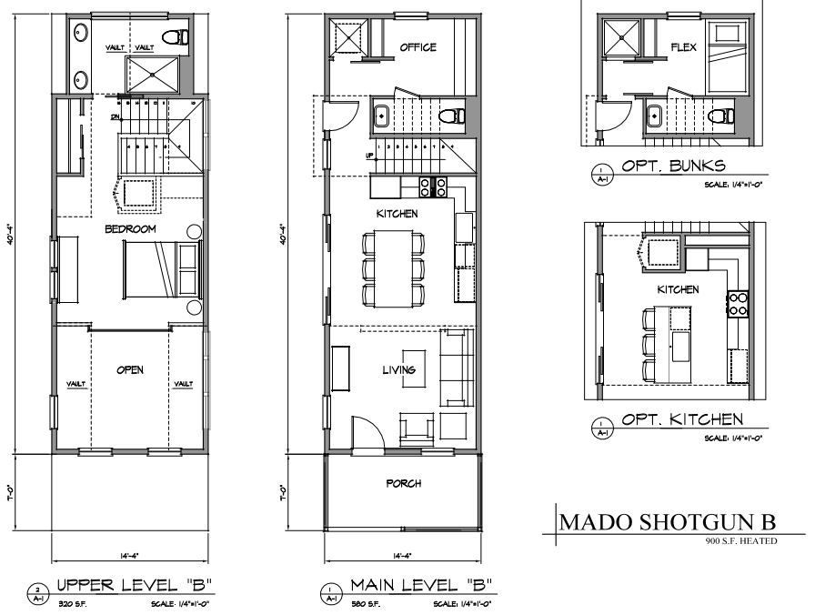 Pin On Simple Structures Floor plan traditional shotgun house