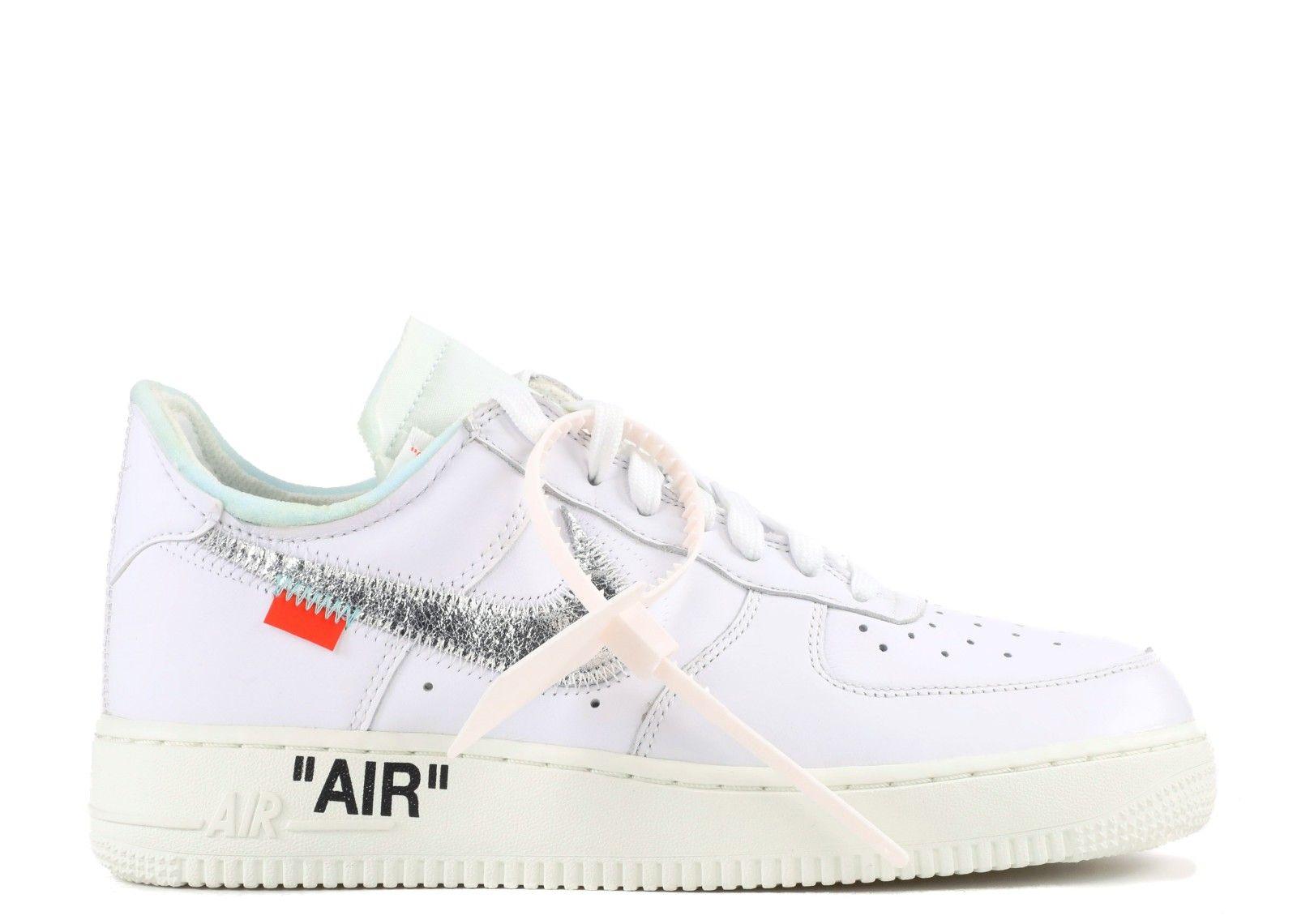 scarpe nike air force 1 off white