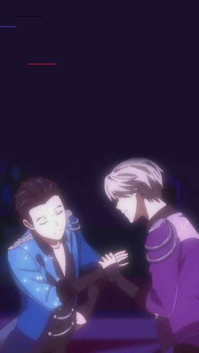 Yuri On Ice #Victuuri #Victor x #Yuri Anime Wallpaper Lockscreen iPhone HD Fondos de pantalla