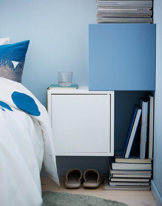 Eine Collage Von Ideen Zum Selbermachen, Z. B. Für Einen Ablagetisch An Der  Wand, Ein Hängendes Schneidebrett Und Eine Box Auf Übertöpfen