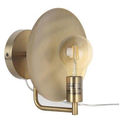 Loewy Brass Reflector Sconce Brass Project 62 Sconces Brass