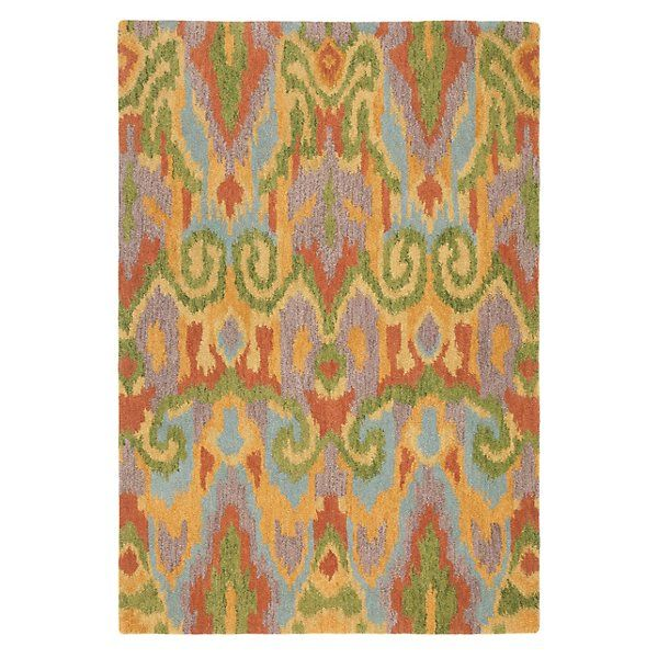 Beautiful Sebastian Rug In Coral ( Pattern, Rug Sample) | Handmade Area Rugs From  Company