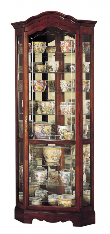 Jamestown Curio Cabinet