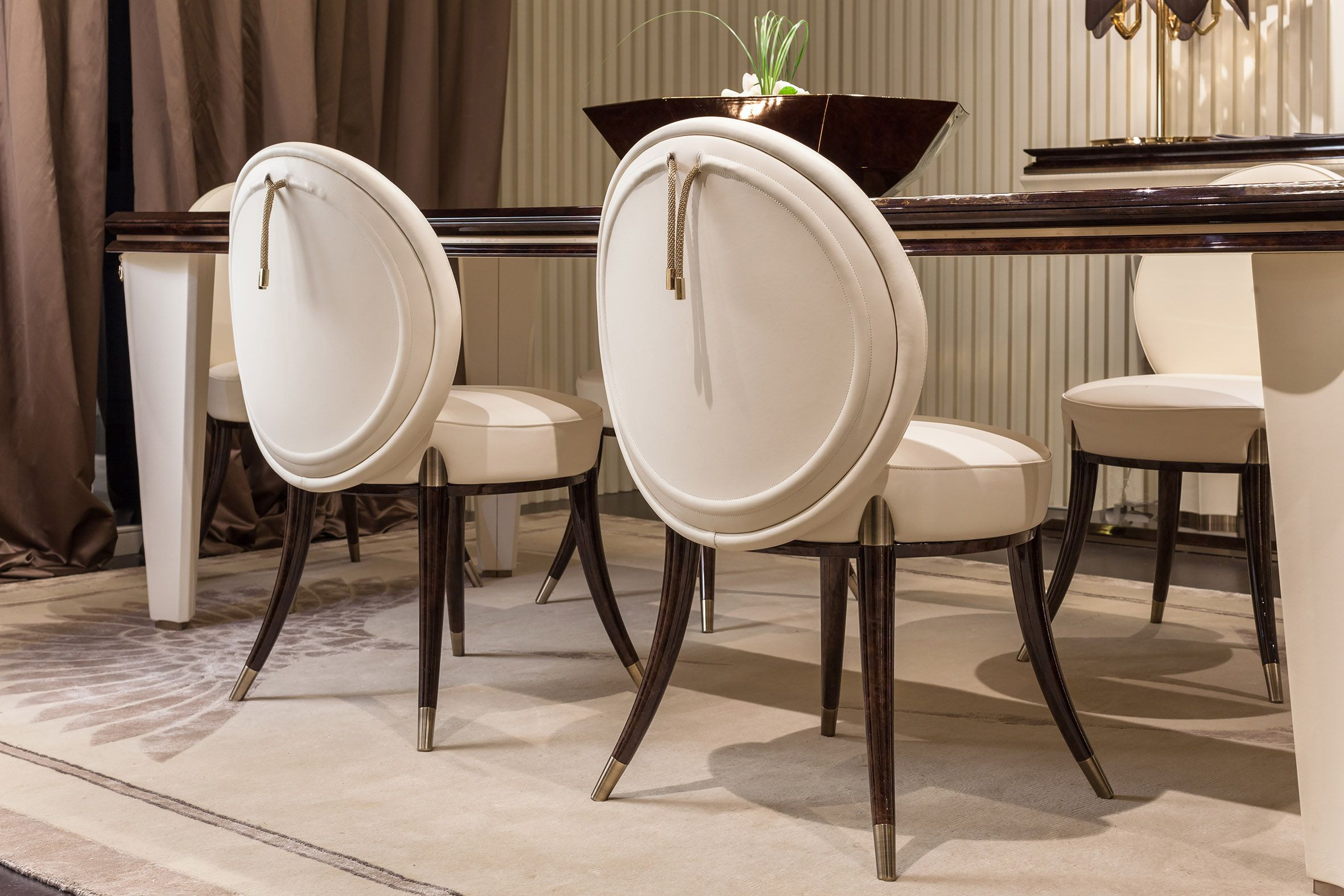 Noir Collection Www Turri It Luxury Dining Room Furniture