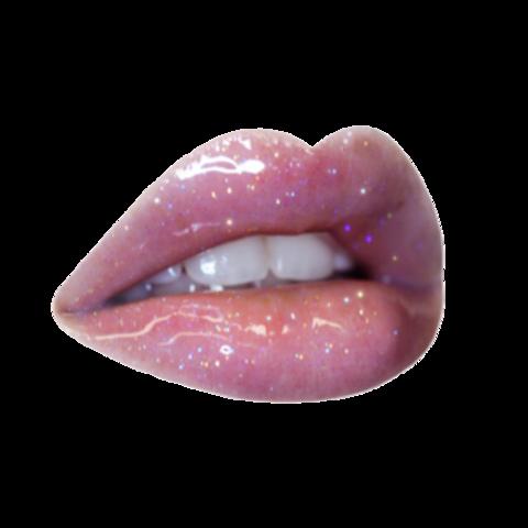 Glossy Lips Lipartpainting Pink Lips Pink Lip Gloss Glossy Lips