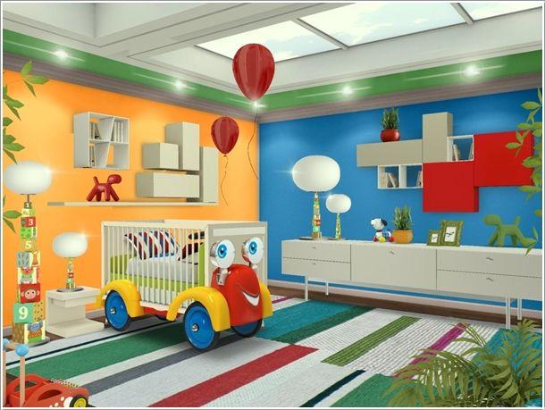 33 Kids Room Models Made By Homestyler Kids Room Online Home
