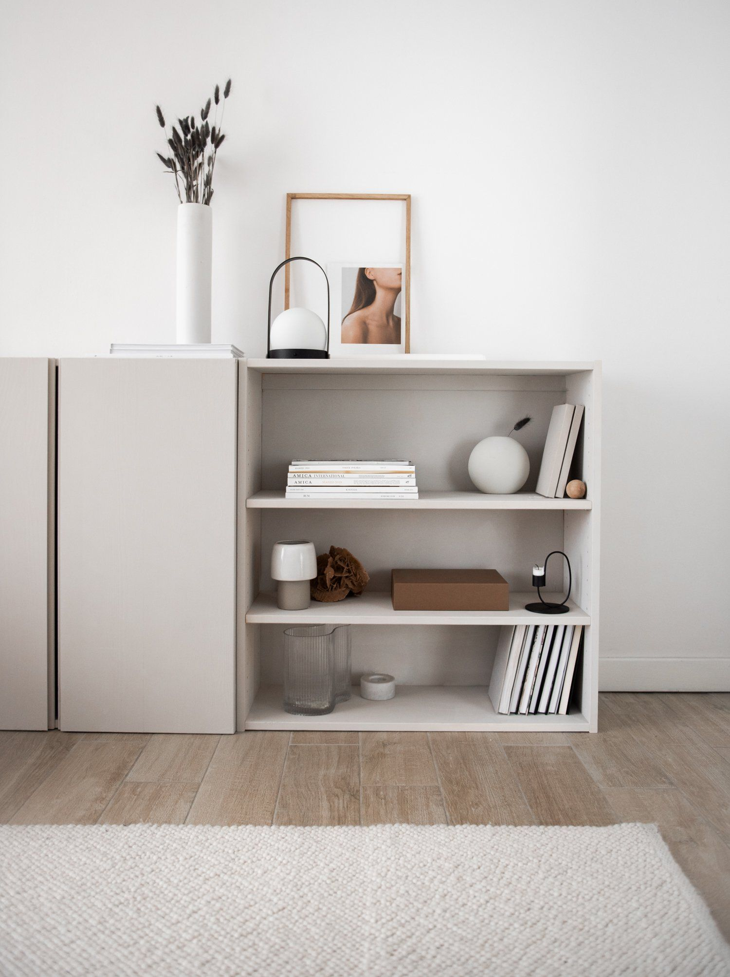 Photo of IKEA IVAR : cabinets makeover • Passionshake