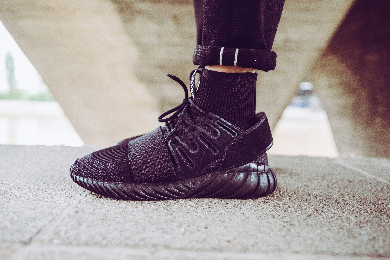 adidas originali tubulare doom pk nucleo nero adidas pinterest