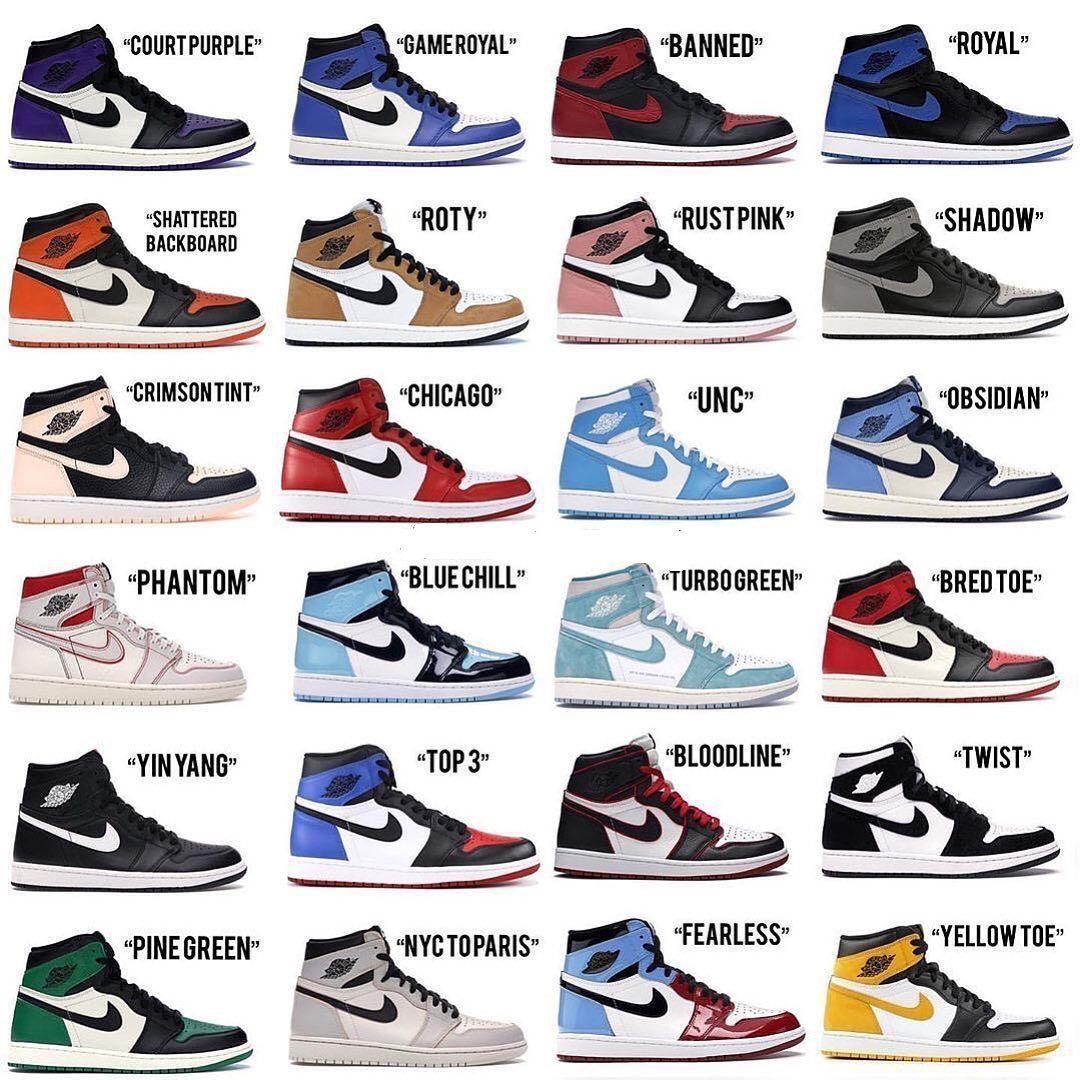 Air Jordan 1 Womens High OG