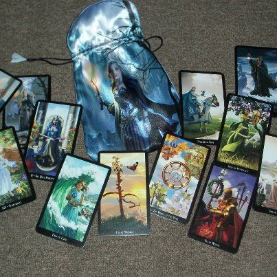 the witches tarot - Google Search