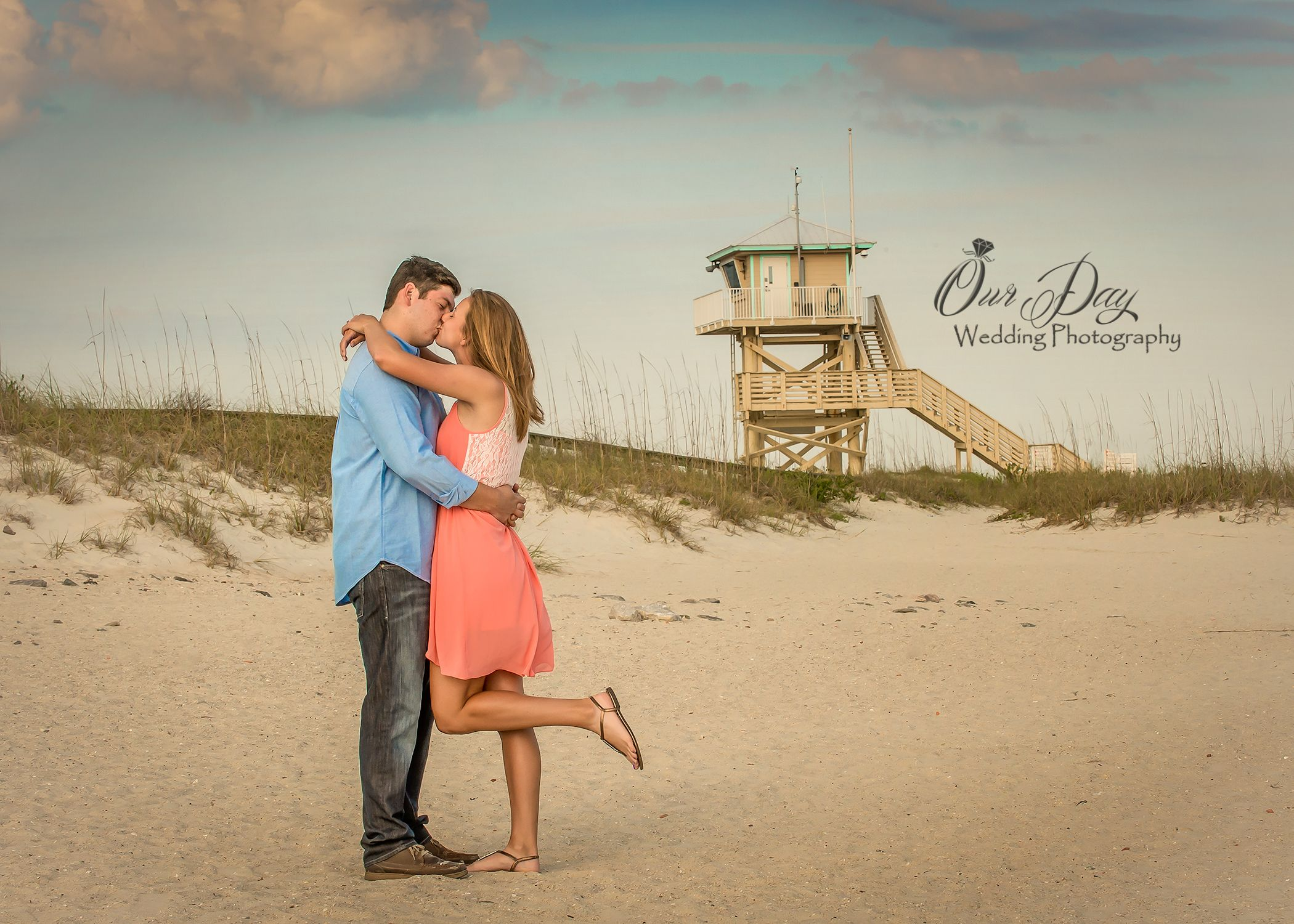 "Beach Romance ... Engagements Are We !!!  "" Life is Not Measured By The Number Of Breaths We Take, But By The Moments That Take Our Breath Away ... Living Photography... ~ GotYaPhoto.com Also We Are The Division Devoted To Couples In Love ~ www.OurDayWedding... Kimberly Phipps ~ Photographer Daniel Phipps ~ Photographer (386)214-6245"