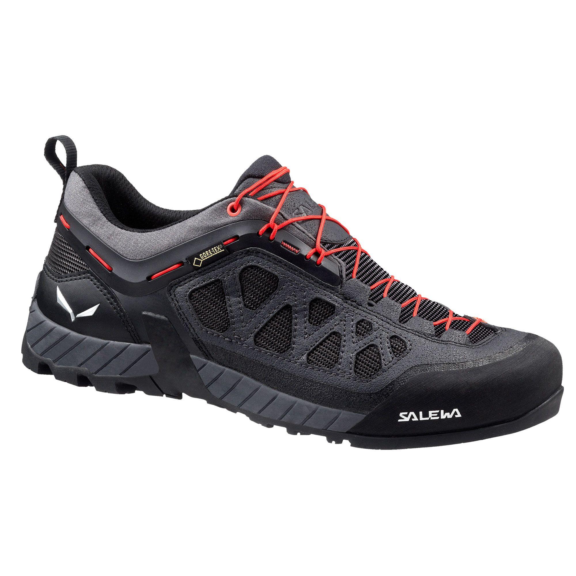 Doorout Angebote Salewa Ms Firetail 3 Gtx Wanderschuh Schwarz Herren Gr 7 5 Uk Category Schuhe Socken Herren Qu Shoes Sport Shoes Design Men S Shoes