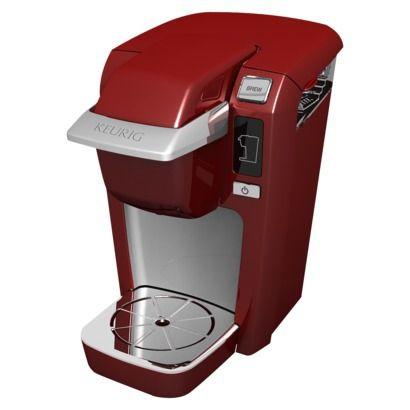 Keurig Mini Brewer For 59 99 At Target Com Thru 10 27 Keurig Mini Keurig Red Coffee Maker