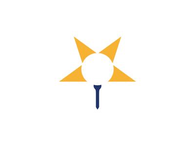 All Star Golf Camp Logomark