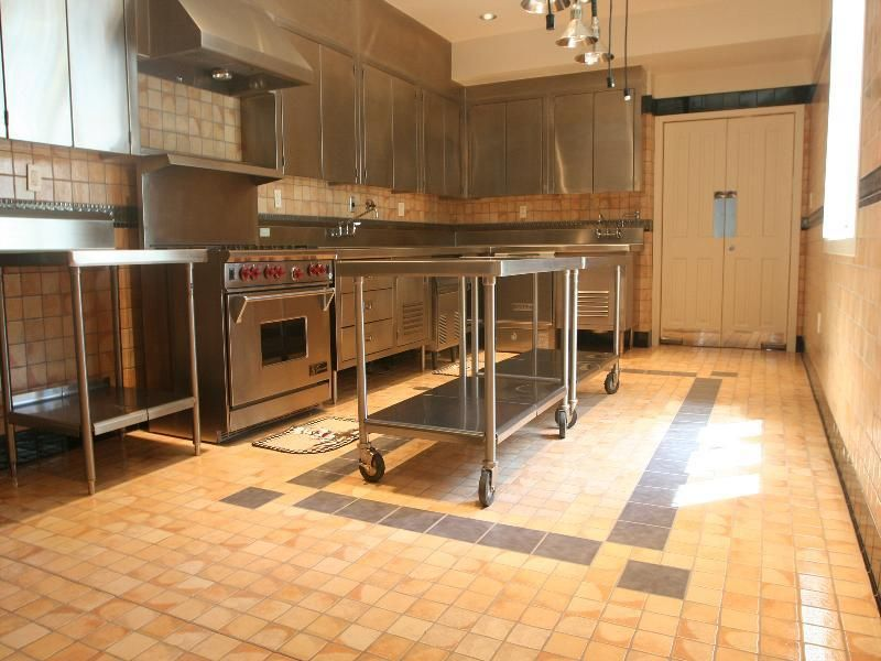 Commercial Kitchen In Home Commercial Kitchen Love This But All