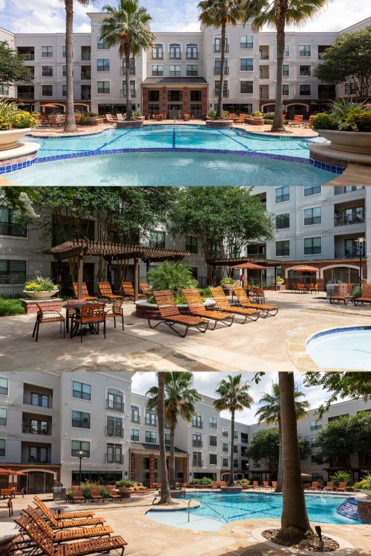 Luxury Resort Pool In Houston Resort Pools Luxury Resort Vista