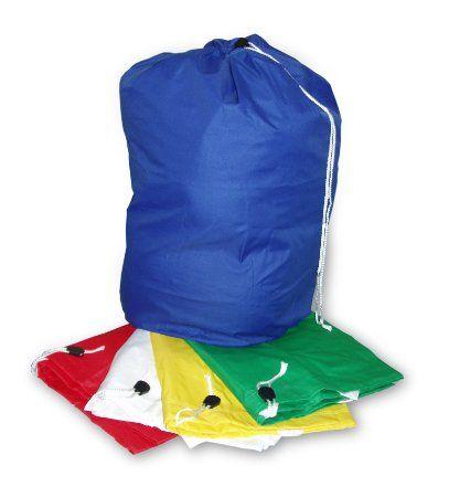 Extra Large Heavy Duty Laundry Bag Sack With Drawstring