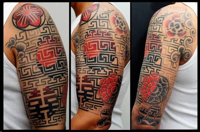Tattoospic 2 1329346098 0 Jpg 660 435 Pixels Sleeve Tattoos