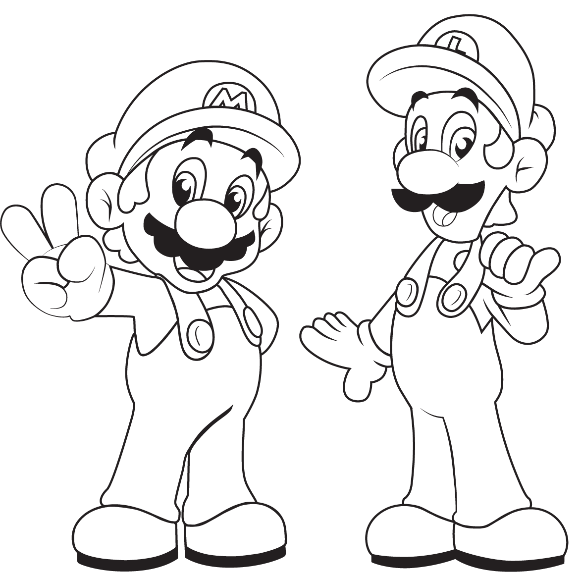 Mario And Luigi By ChupaCabraThing On DeviantART