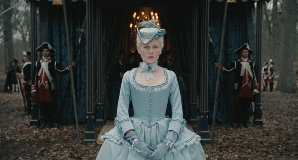 47 Beautiful Movie Shots With Satisfying Symmetry. Marie Antionette.