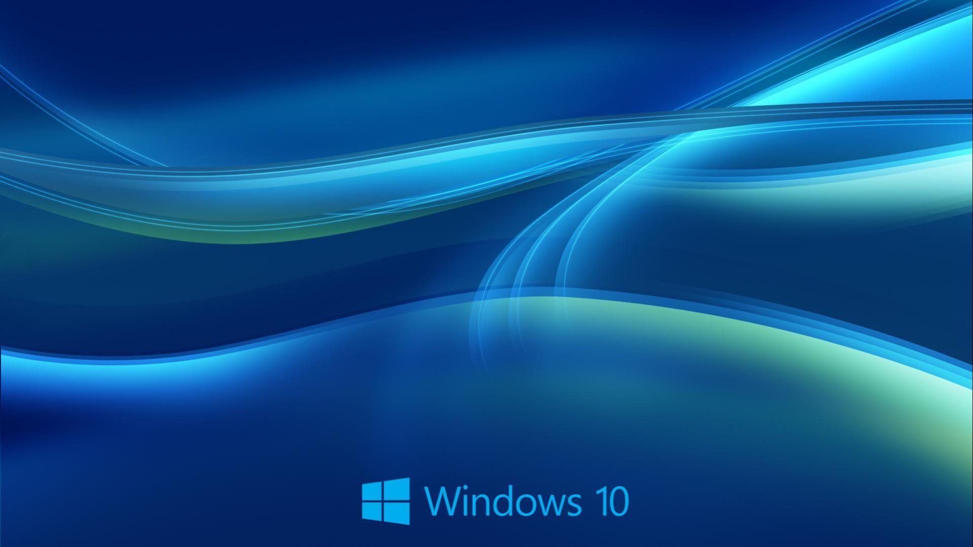 Windows 10 Logo Wallpaper 1920x1080 In 2020 Wallpaper Windows 10 Windows 10 Desktop Backgrounds Windows 10