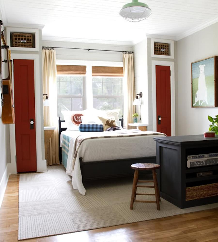Guest Room Office, Guest Bedroom