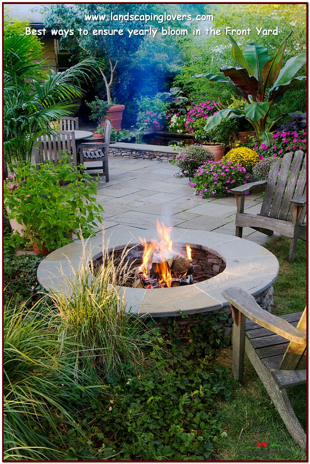 How To Keep Your Yard Looking Nice In The Winter ... on Tropical Landscaping Ideas For Small Yards id=65073