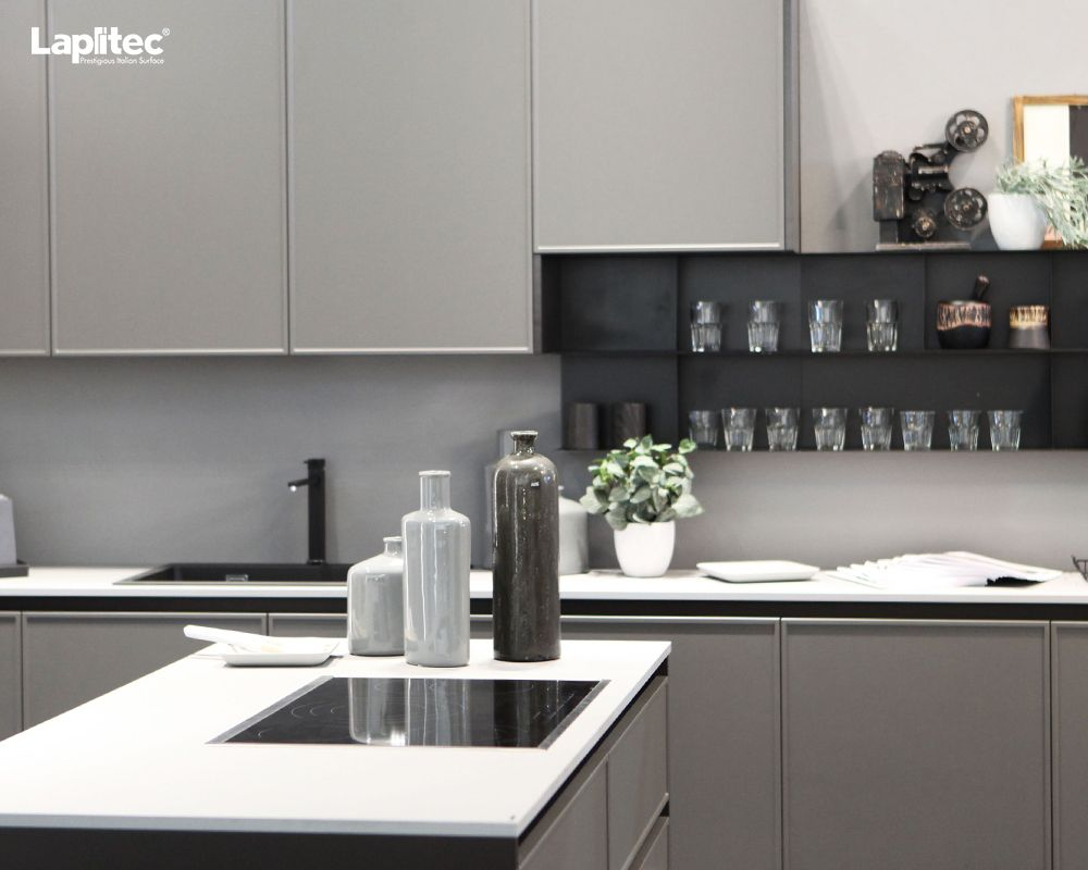 Kitchen Countertops Will Be A Key Feature In The New Arredo3