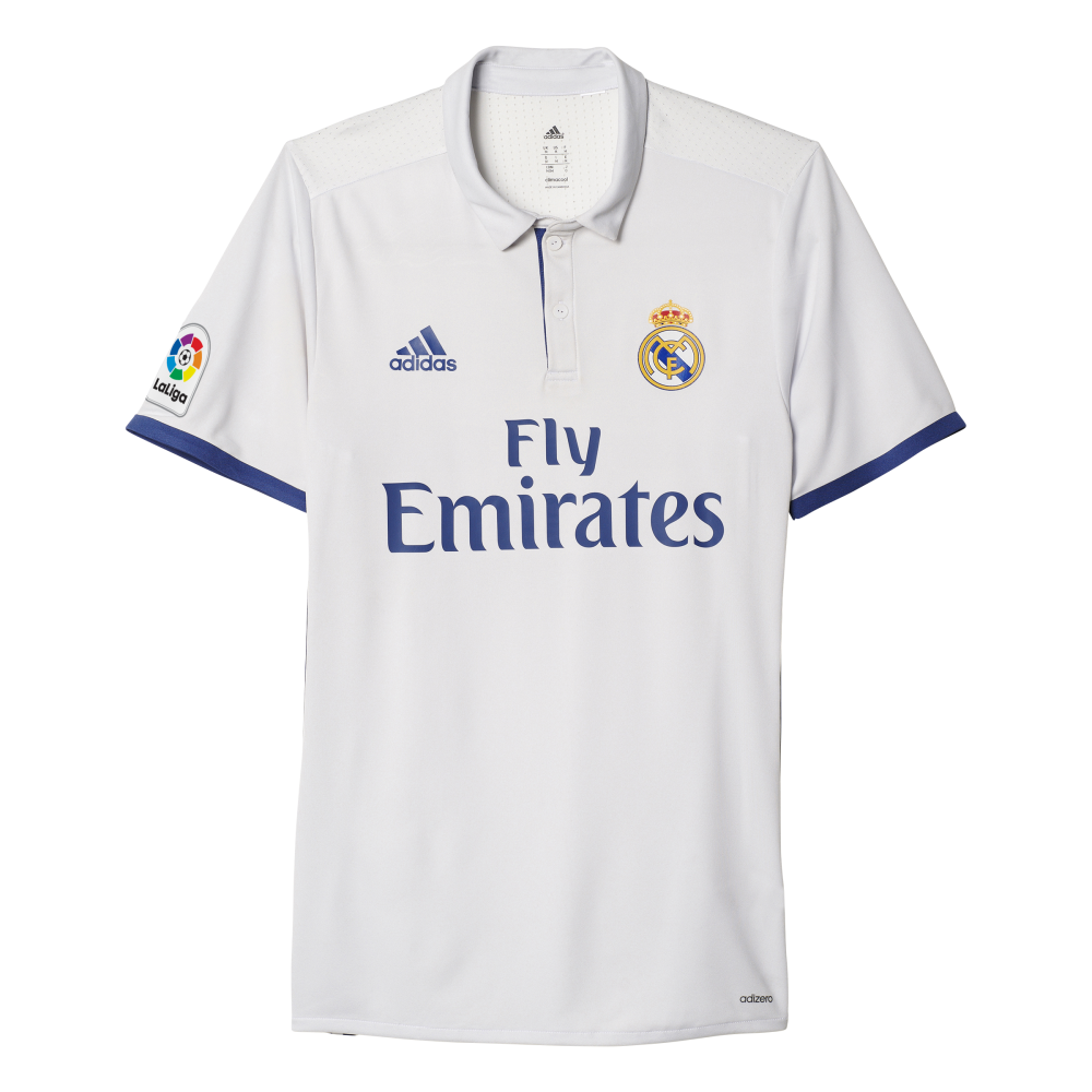 Adidas Real Madrid Home Mens adizero Jersey 2016 2017 http   feedproxy. 2af8b375647f