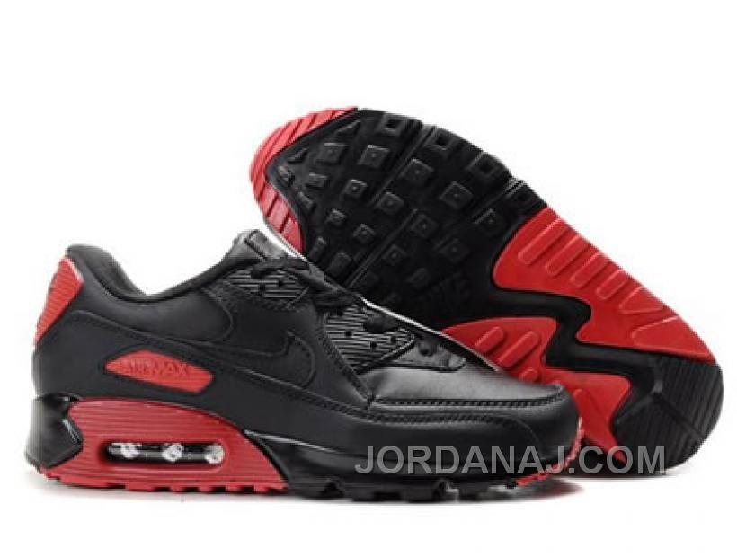 Nike Free Run+Max- Black Red running shoes