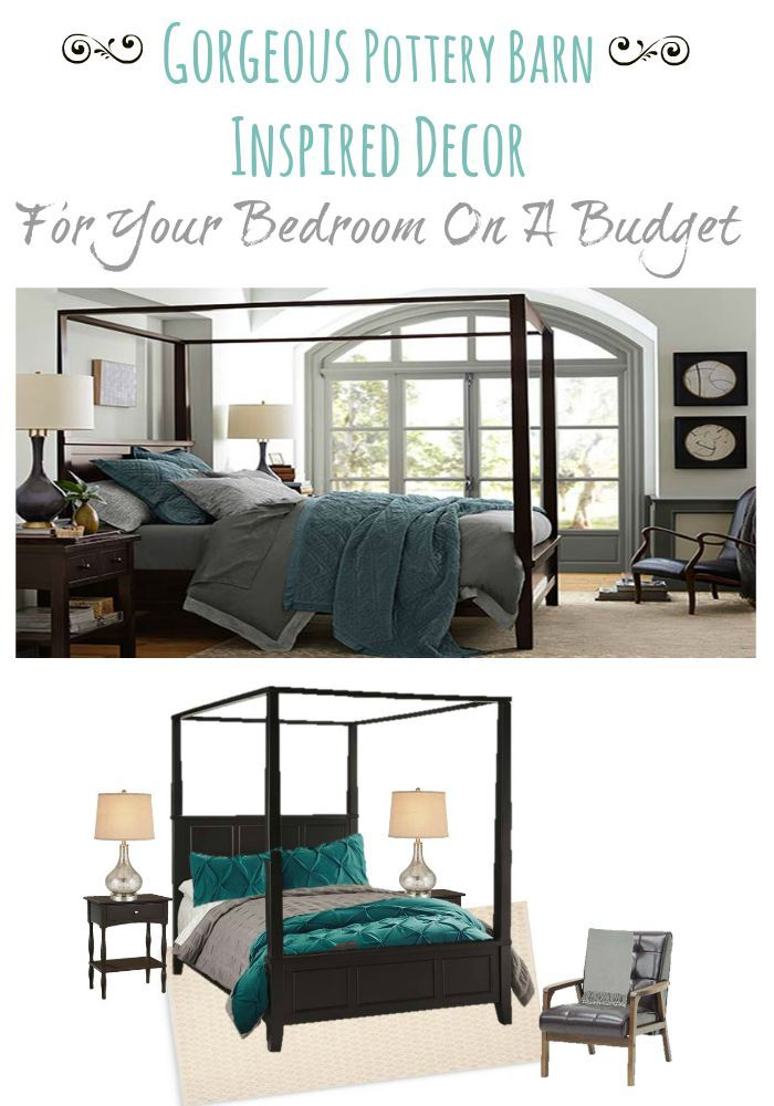 Pottery Barn Decor For Your Bedroom On A Budget Pottery Barn Inspired Pottery And Barn