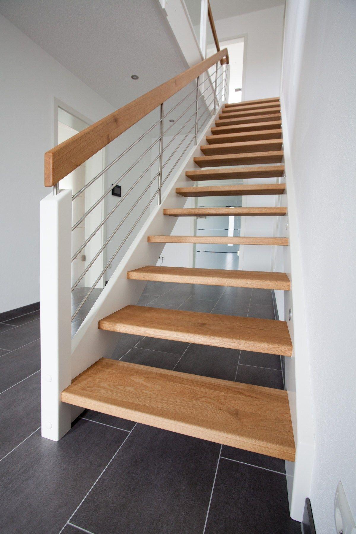 Photo of weiße Treppen   Treppen Schuster